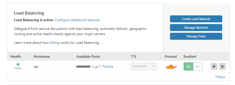 LoadBalance Configurado - Como usar equilíbrio de carga entre dois servidores - SECNET