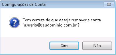 Como remover uma sincronização de conta do Outlook 2010 - passo 3