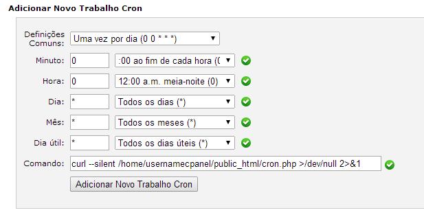 Cron Magento