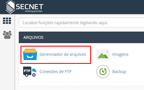 Downloa do Magento - Passo 1