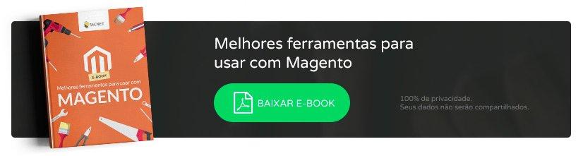 e-Book - Tudo sobre usabilidade para loja virtual Magento - Secnet
