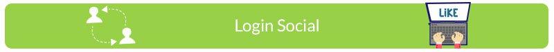 Melhores módulos Magento - Login Social