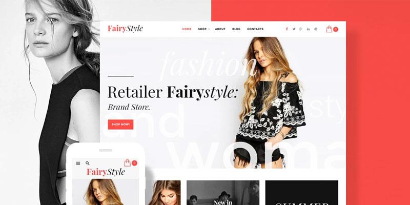 FairyStyle - Temas WooCommerce para Loja Virtual WordPress - SECNET ...