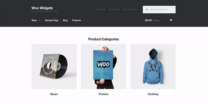 StoreFront - Temas WooCommerce para Loja Virtual WordPress - SECNET ...