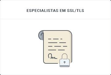Especialistas em SSL/TLS - Instalação Certificado SSL/TLS - SECNET