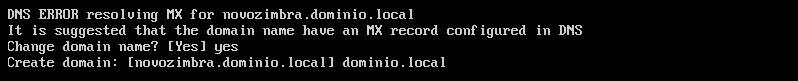 Como instalar Zimbra 8.7 no Ubuntu